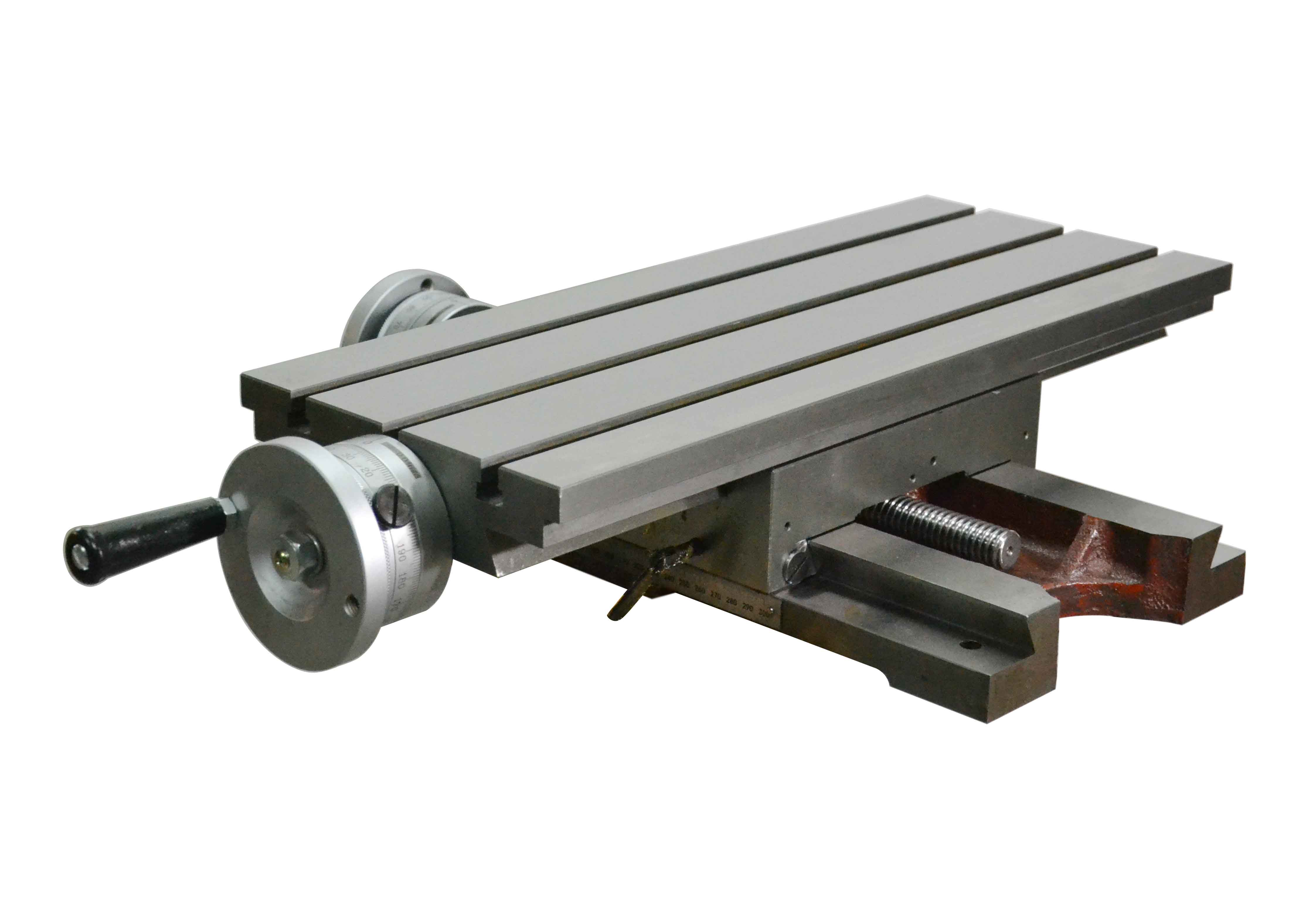 T Slot 300x250 Cross Slide Vise Table For Yi Chang
